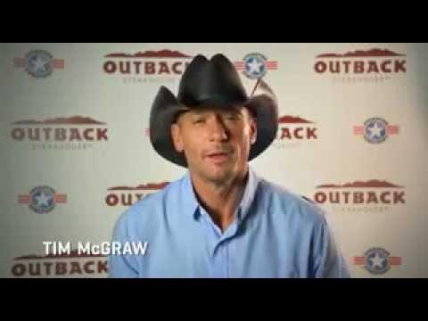 Tim McGraw Surprises Military Mates
