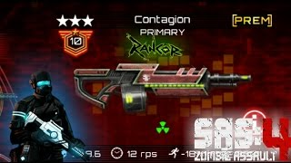 SAS 4 Mobile:Contagion [PREM] 10/3