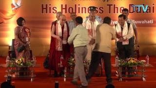 His Holiness talks on
