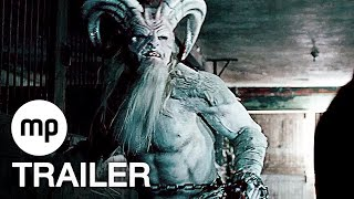 A CHRISTMAS HORROR STORY Trailer German Deutsch (2015) Krampus vs Santa Claus