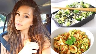 What I Eat On A School Day // Healthy, Vegan & Easy (#5)