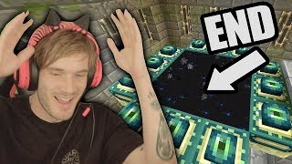 I Found The END Of Minecraft!