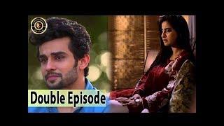 Mubarak Ho Beti Hui Hai Double Episode 33 & 34 - Saima Khan & Sajid Hassan