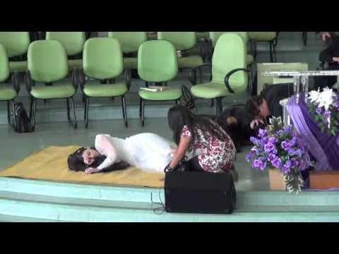 peça teatral Igreja adormecida