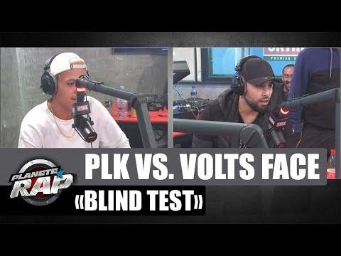 Blind Test PLK Vs. Volts Face #PlanèteRap