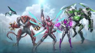 Max Steel Team Turbo trailer subtitulado (2016)