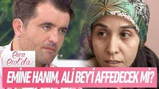 Emine Hanım, eşi Ali Bey