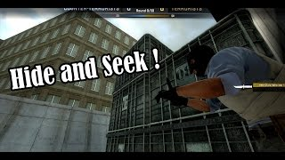 HIDE IN THE SHADOWS (CSGO HnS part 1/Funny Moments #2)