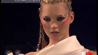 ANTONIO BERARDI SS 1998 Paris 3 of 5 p-a-pwoman by Fashion Channel
