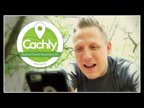 THE BEST GEOCACHING APP FOR IPHONE! (Cachly)
