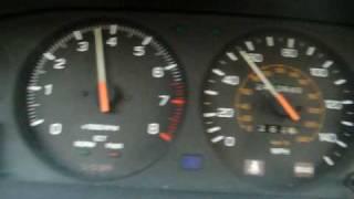 MKIII MK3 Toyota Supra Non Turbo 45-90 3rd Gear Acceleration Pull