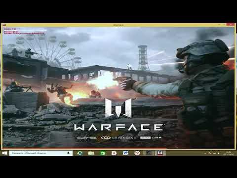 Warface  Новый Чит от 10 12 2018 БЕЗ БАНА , АИМ