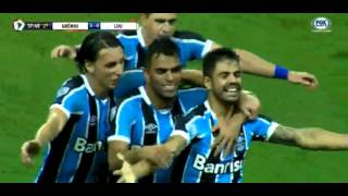 Grêmio 4 x 0 LDU - Marco de Vargas  - Fox Sports