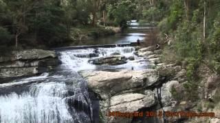 Agnes Falls South Gippsland Victoria Australia