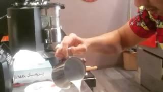 Latte Art EMOJI by Carlo Pascual Santos