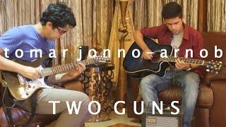 Arnob | Tomar Jonno | Acoustic Cover by Two Guns