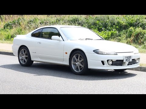 So Hard to Find a Stock Silvia! Nissan Silvia S15 Spec R Review - PerformanceCars