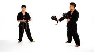 How to Do Combination Drills | Taekwondo Training