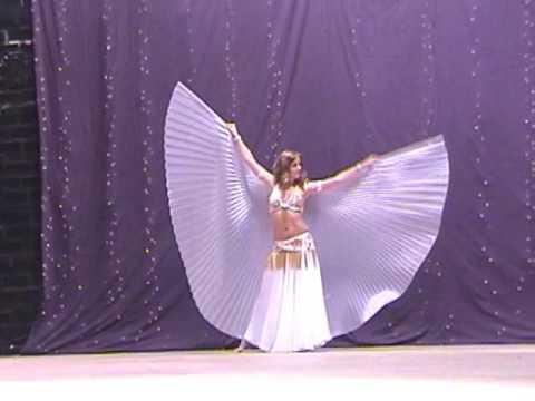 Victoria Teel s Isis Wings Solo