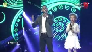 Arab Idol - محمد رشاد و سيال طويل غيرك ما بختار- الحلقات المباشرة