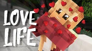 PLANNING THE WEDDING - FUTURE LOVE LIFE - Minecraft Love Story