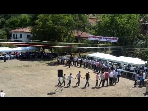 Ilgaz Sazak Köyü Şenlik Halayı 2012 HD