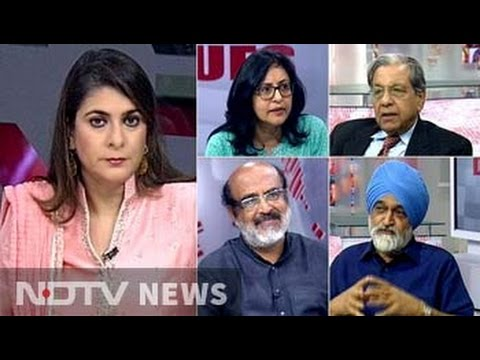 The NDTV Dialogues: India's 'Jobless Growth'