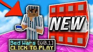THE NEW MINECRAFT MONEY WARS... (Minecraft BED WARS)