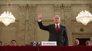 WATCH: Attorney General Jeff Sessions testifies before Senate committee on Russia, Comey,