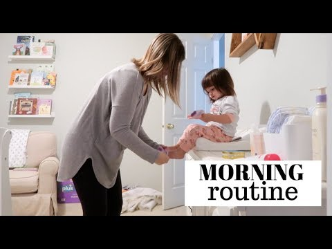 Xxx Mp4 MORNING ROUTINE ☀️☕️ PREGNANT MOM WITH TODDLER 3gp Sex