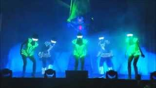 Twister Dancers -Twister LED Dance
