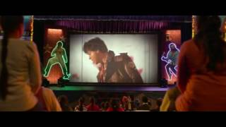 Shah Rukh Khan In & As FAN |Stage Scene| Best Acting Ever |