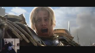 'Battle for Azeroth' Cinematic First Reaction
