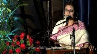 'Megher Pore Megh Jomeche' by Rezwana Choudhury Bannya's group Shurer Dhara