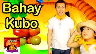 Bahay Kubo Song | Pinoy BK Channel🇵🇭 | FILIPINO CHILDREN SONG (AWITING PAMBATA)