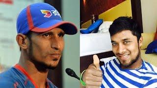 Nasir Hossain out Sabbir Rahman in | Bangladesh cricket news 2016