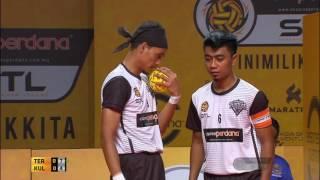 Terengganu Turtles Vs Kuala Lumpur Thunder | STL 2016 Regular Season | 15 Oct
