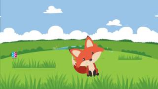 FOX The Animals Finger Family Song | TV Nursery Rhymes For Kids