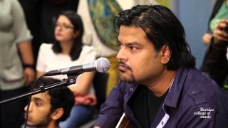Clinton Cerejo And Berklee Indian Ensemble - Interview