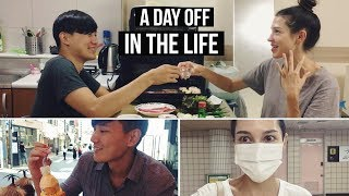 A Day Off in the Life in SEOUL (feat. CATS) (자막)일생의 하루 (feat. 고양이)