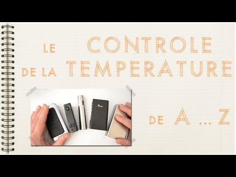 La vape en controle de température... de A à Z