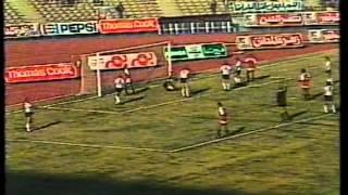 Egypt 0-4 England (1986)