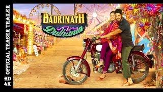 Badrinath Ki Dulhania First Look in 4K 1080p 5.1 Surround Channel(6) | Varun Dhawan & Alia Bhatt