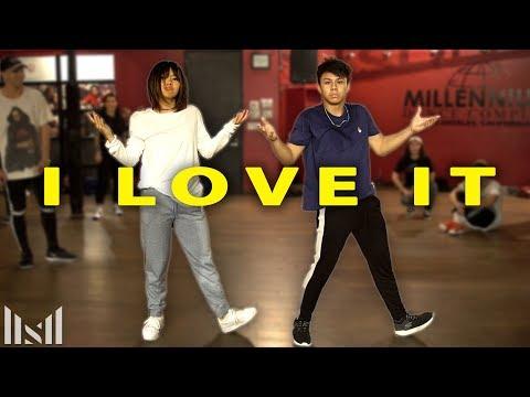 Xxx Mp4 I LOVE IT Kanye West Lil Pump Dance Matt Steffanina Josh Killacky 3gp Sex