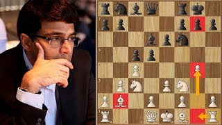 Taming The Madras Tiger | Anand vs Hou Yifan | Grenke Chess Classic 2018.