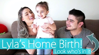 Our Home Birth Experience  Vlog 48