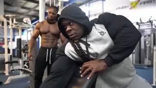 Kai Greene. Mike Rashid And Ulisses Jr Training Together - bbody tips