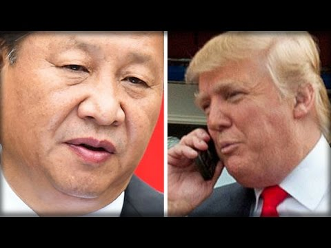 CHINESE PRESIDENT ISSUES WARNING TO PRESIDENT-ELECT