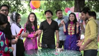 Romantic Song Dur Thekeo By Siam From Opekkhar Sesh Dine Ft Apurbo & Sharlin