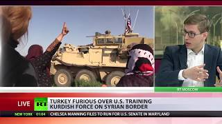 What is Syria Border Security Force? Meet the new US proxy army